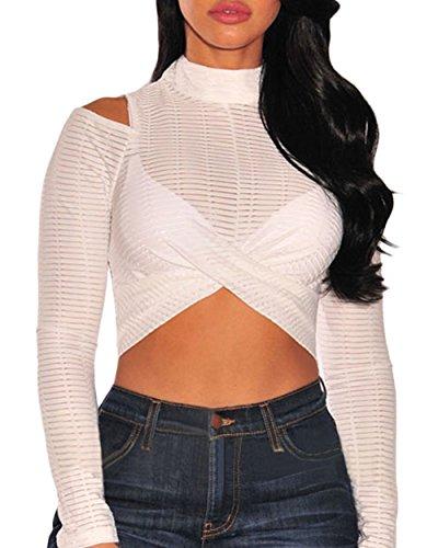 Shawhuwa Womens Diamond Sequin Sleeve product image