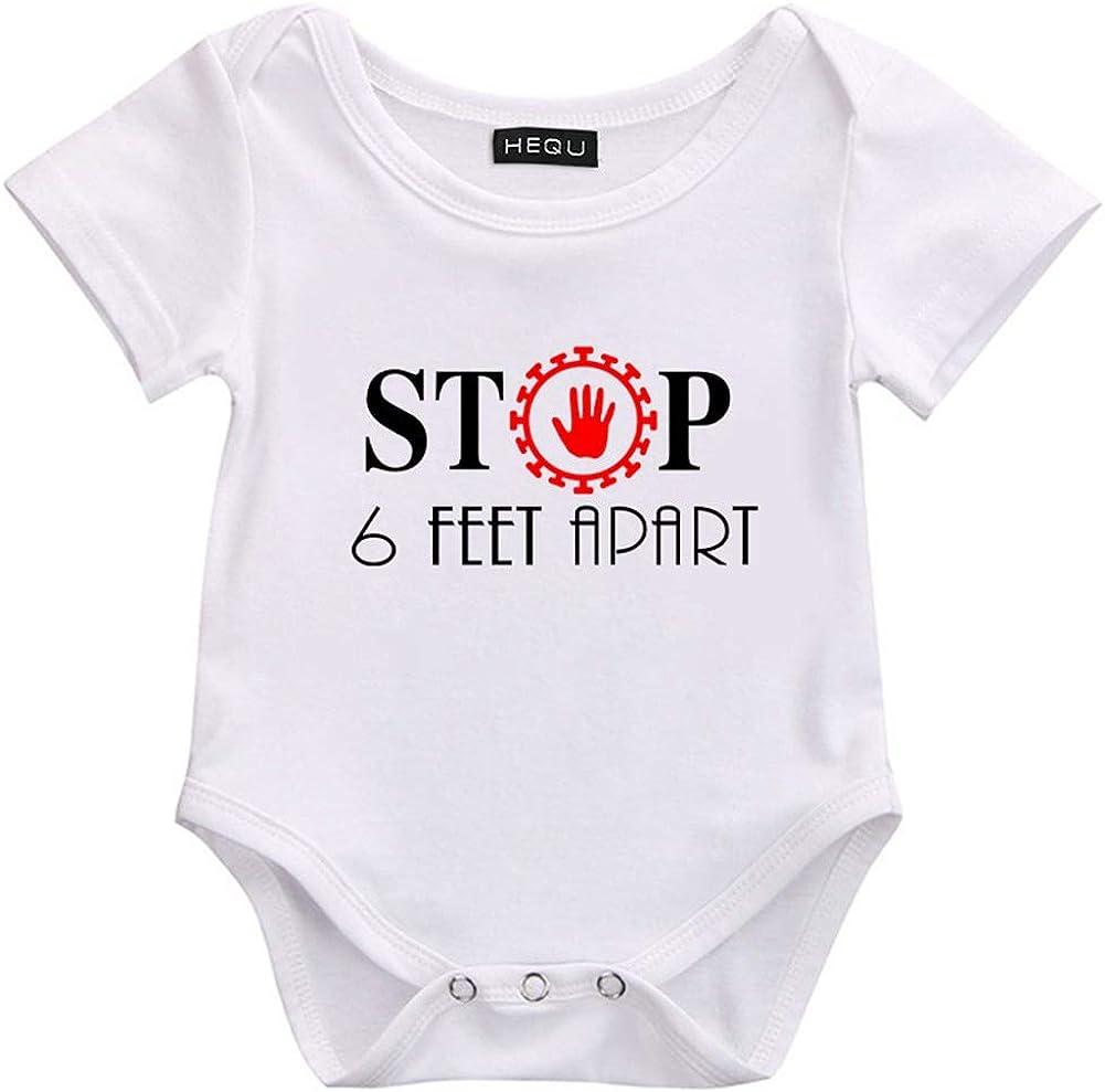 Tiantianmei The Great Toilet Paper Shortage of 2020 Quarantine Bodysuit Baby Onesie Unisex