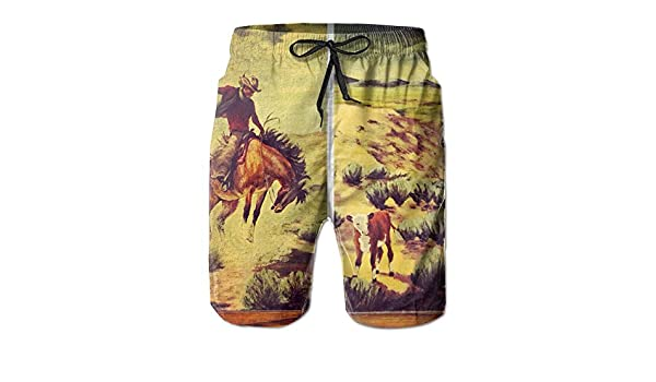 Mens Pirate Skull Summer 3D Printed Quick-Dry Trimp Lightweight Fit Perfect Board Shorts