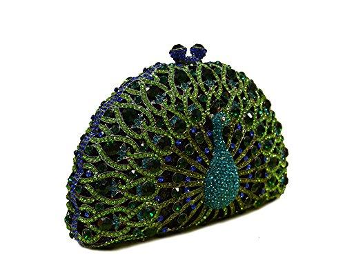 vert Violet femme Pochette petit violet Chief pour Chirrupy wP6Aq0x