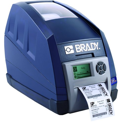 Brady IP Printer 300 Dpi Standard - Material Recognition and Automatic Formatting (BP-IP300)