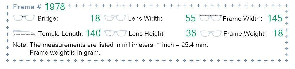 Wide Square Light Mens Titanium Frames Half Rim Prescription Glasses Navy Blue