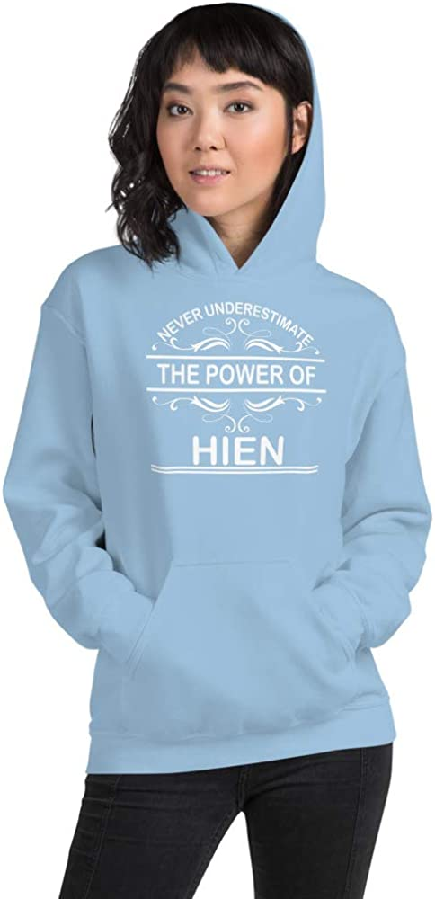 Never Underestimate The Power of Hien PF