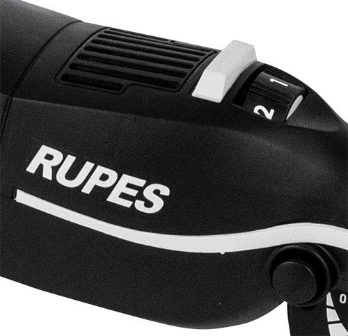 Rupes LHR21 III Black Random Orbital Polisher (Mark 3 Bigfoot) by Rupes (Image #4)