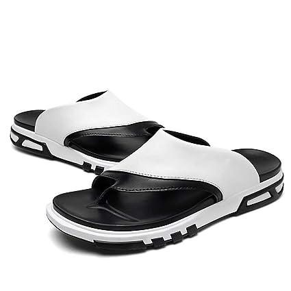 Hombre Chanclas Zapatillas Deslizamiento Kys Para De Zapatos v8wmN0n