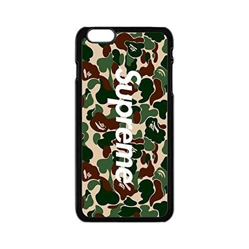 Price comparison product image Tobe Supreme x Bape Custom Colorful Shockproof Protection Case for iphone 7 Inch
