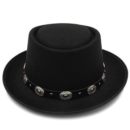 ZHLL- Gorras Los Hombres de Las Mujeres sintieron los Sombreros de la  empanada del Cerdo fc8a57935fa