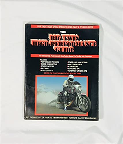 Book The Big Twin High-Performance Guide