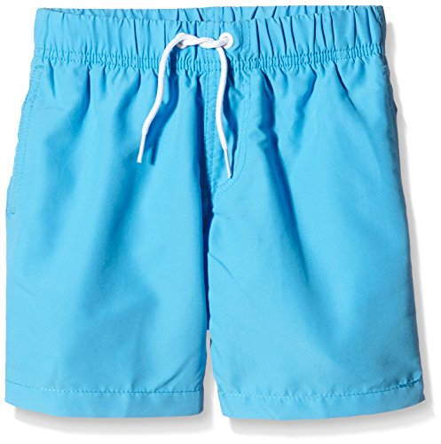 Miami Beach Swimwear Jungen Badeshorts Dylan, Blau (Scuba Blue 620), 128