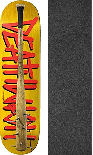 Deathwish Skateboards Deathspray Spiked Bat Assorted Colors Skateboard