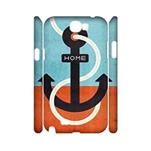 ALICASE Hard case Anchor 3D Diy For Case Iphone 5C Cover [Pattern-1]