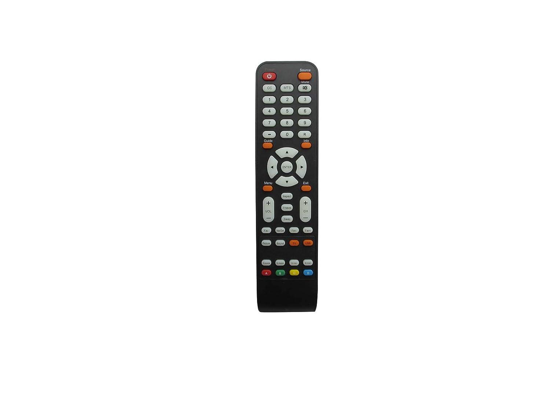 一般的な交換用のリモートコントロールSceptre e246bd-fhd 142020079999 C e165bv-hd e195bv-shdc e195bv-shde LCD LED HDTV TV B01B7GWBGG