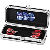 Casemaster Sole 3 Dart Aluminum Storage/Travel Case