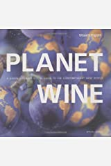 Planet Wine: A Grape by Grape Visual Guide to the Contemporary Wine World (Mitchell Beazley Drink) Hardcover