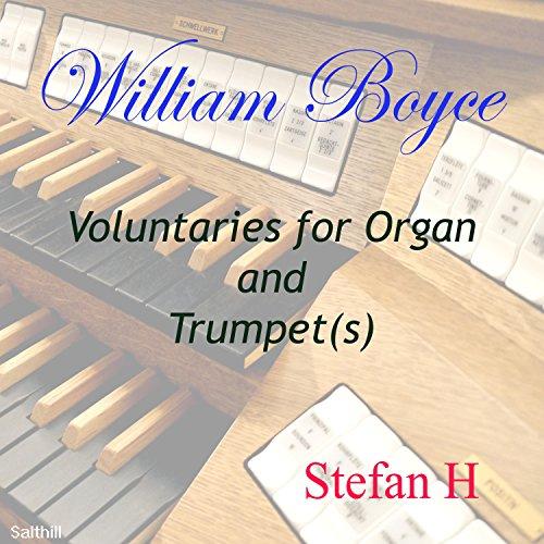 Voluntaries for Organ and - Trumpet Organ Voluntary