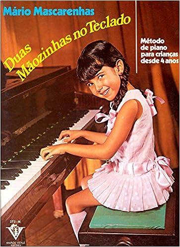 Duas Maozinhas no Teclado: Mário Mascarenhas: 9788585188238: Amazon.com: Books