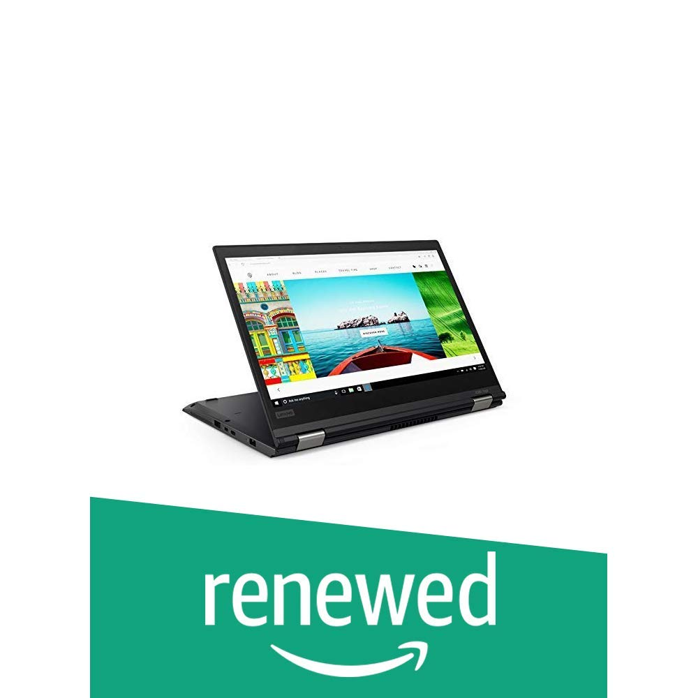 (Renewed) Lenovo Thinkpad X380 Yoga 13.3-Inch Touchscreen