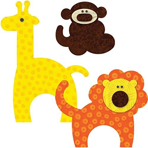 Accuquilt GO! Zoo Animals Die