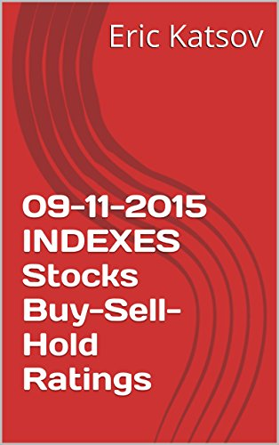 09-11-2015 INDEXES Stocks Buy-Sell-Hold Ratings (Buy-Sell-Hold+stocks iPhone app)