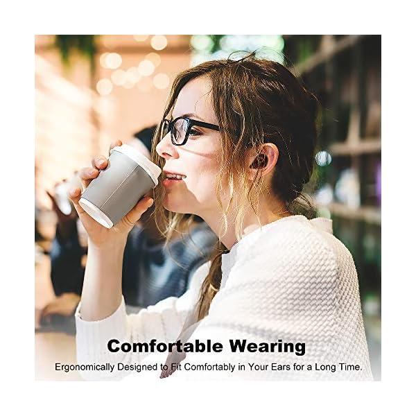 U-Rok earbuds for comfort