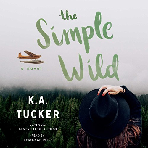 The Simple Wild by Simon & Schuster Audio