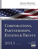 South-Western Federal Taxation 2011: Corporations, Partnerships, Estates and Trusts (with H&R Block @ Home Tax Preparation Software CD-ROM, RIA ... Printed Access Card) (Available Titles Aplia)