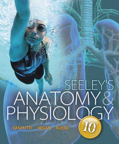 Combo: Seeley's Anatomy & Physiology with Wise Lab Manual