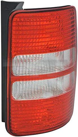 Heckleuchte Rückleuchte Rücklicht Rechts Für Modell Caddy Iii 2k Baujahr 08 2010 05 2015 Kunststoff Ohne Lampenträger Auto