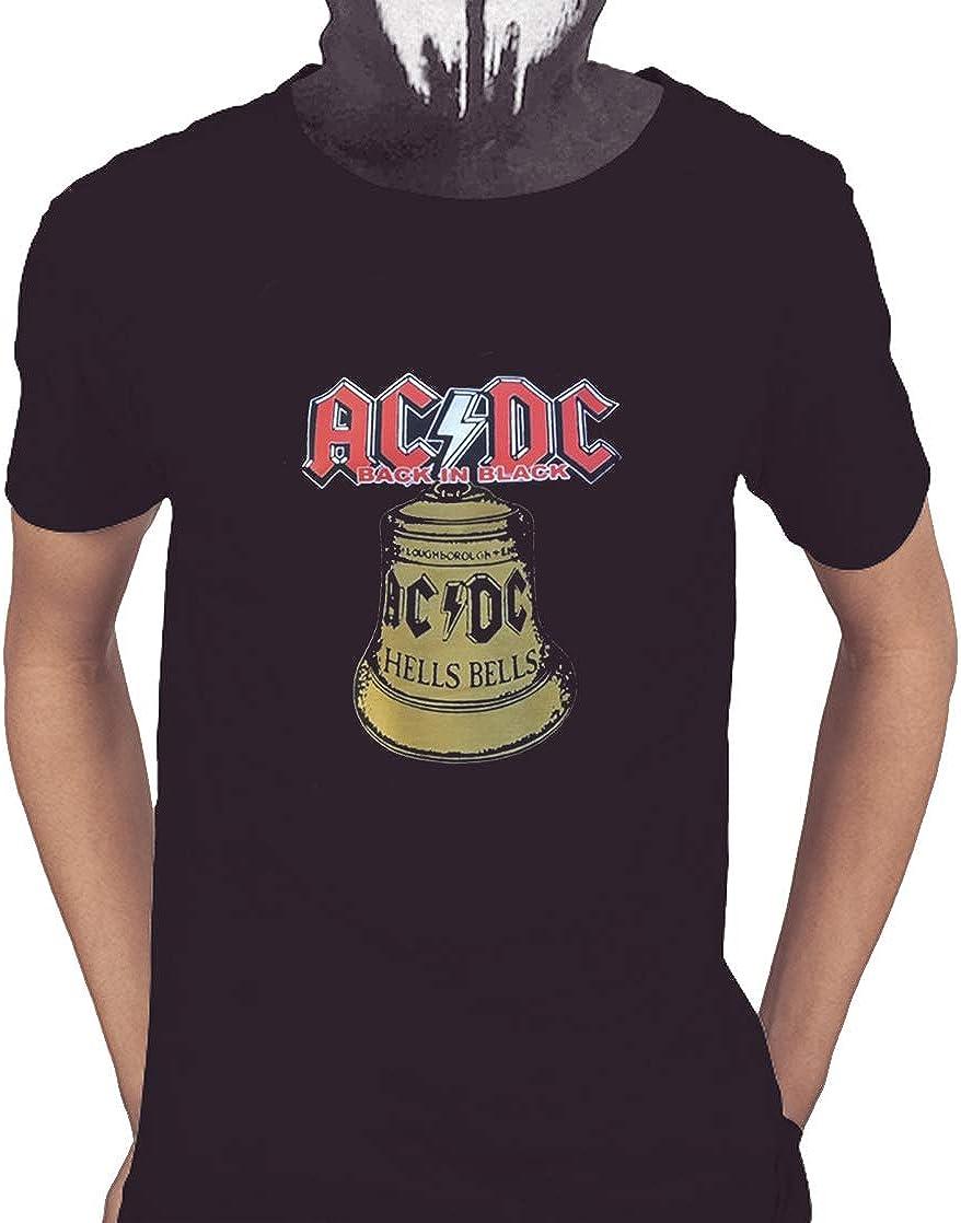Camiseta AC/DC Bell: Amazon.es: Ropa y accesorios
