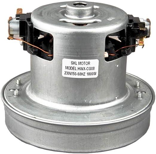 Universal Motor Ventilador para Aspiradora 1800W: Amazon.es: Hogar