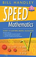 Speed Mathematics, 3rd Edition Front Cover