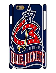 Quote Series Dustproof Hard Plastic Hockey Team Logo Handmade Skin Case For Iphone 6 4.7Inch Cover