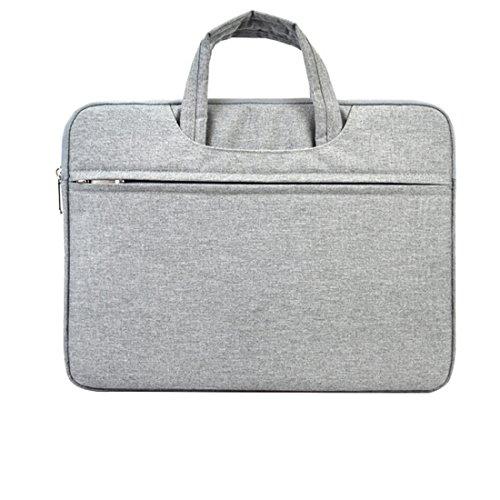 [해외]14 인치 컴퓨터 가방 노트북 케이스 노트북 태블릿 가방 내구성이 회색 색상/14 Inch Computer Bags Laptop cases Notebook Tablet Bag Durable Gray Color