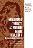 Mechanisms of Lymphocyte Activation and Immune Regulation III, , 1468459457