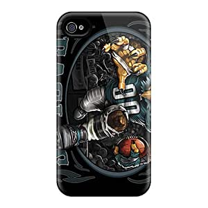 Fashion Design Hard Case Cover/ LhH4100hLga Protector For Iphone 4/4s