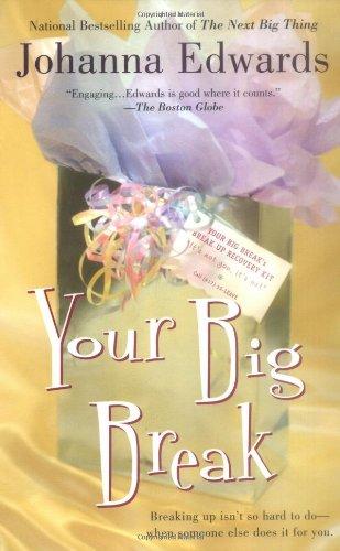 book cover of Your Big Break