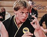Rob Garrison Karate Kid Original Autographed 8X10 photo #3