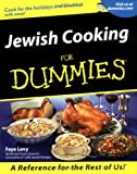 Jewish Cooking for Dummies, Faye Levy, 0764563041