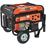 DuroMax Elite MX4500E, 3500 Running Watts/4500 Starting Watts, Gas Powered Portable Generator