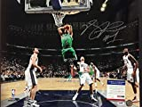 Autographed/Signed Derrick Rose Chicago Bulls 16x20 Basketball Photo PSA/DNA COA