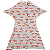 Sly Little Fox Zipadee-Zip Swaddle Transition Large 12-24 Months (26-34 lbs, 33-37 inches)