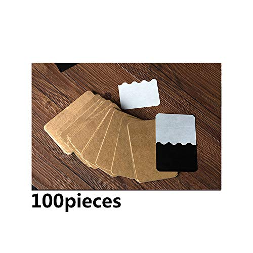 Ginger Heat Patch Hot Compress Chinese Traditional Treament Nature Plant Extract Health Care Dysmenorrhea Remove Blood Stasis for Shoulder, Neck, Hand, Back, Feet, Knee, Joint injure,12*8cm(100pieces) ()
