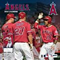 Los Angeles Angels 2018 Team Wall Calendar