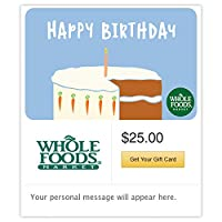 Whole Foods gift card link image
