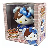 SDCC 2014 Exclusive Street Fighter X Sanrio Hello Kitty Chun-Li Statue Coin Bank