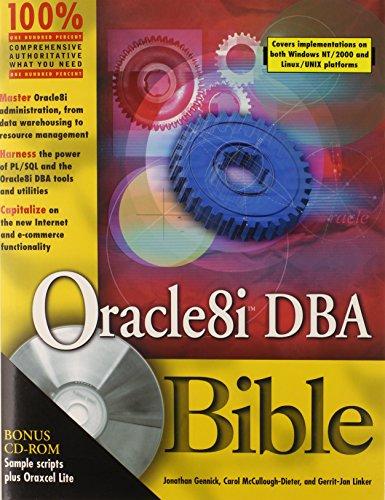 Oracle8i DBA Bible