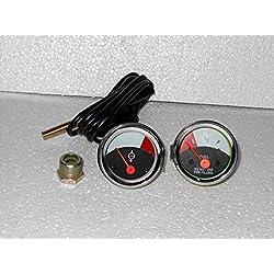 RE53664 Fuel, Temperature Gauge for John Deere Tra