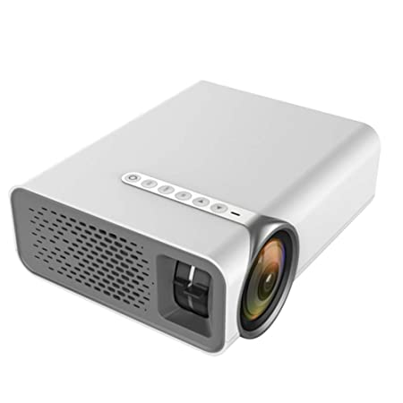 ZDZHU Mini proyector - Multimedia LED Proyector Micro Portable ...