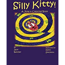Silly Kitty!: Joke & Coloring Book