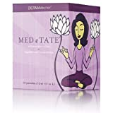 Dermadoctor Med E Tate Antiperspirant Wipes, 30 Count, 1 Ounces